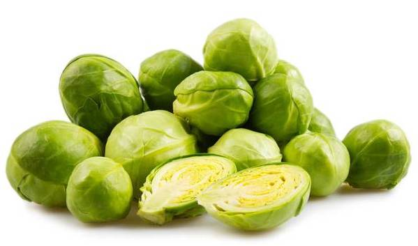 BRUSSELS sprouts for height