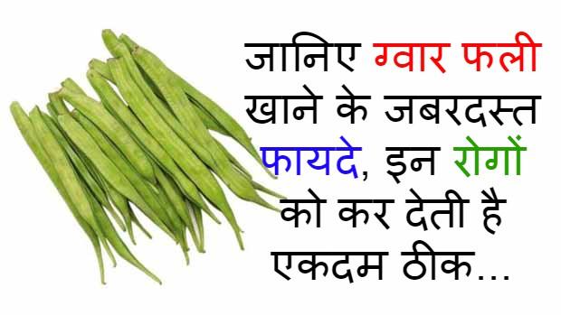 - cluster beans health benefits - जानिए ग्वार फली खाने के जबरदस्त फायदे, इन रोगों को कर देती है एकदम ठीक