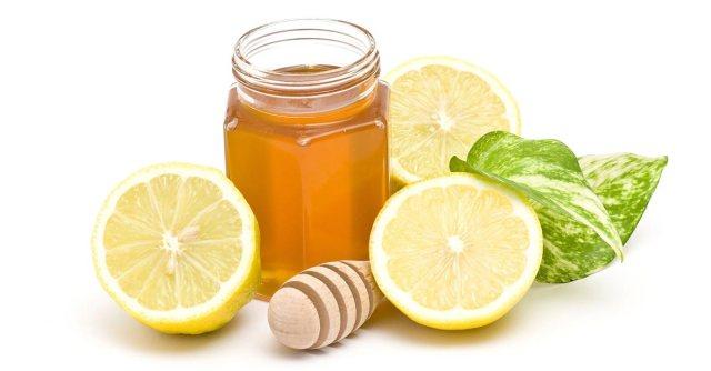 - honey lemon - सीने(छाती) और पीठ के अनचाहे बालों को हटाने के घरेलू उपाय