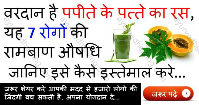 papaya-leaf-juice-benefits