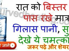 - pani ka totka in hindi 265x198 - आयुर्वेद हीलिंग